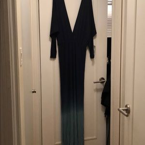 NWT Young, Fabulous & Broke maxi dress